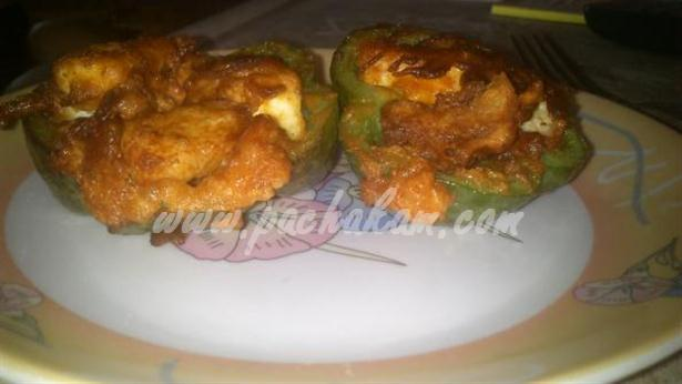 Step 5 Capsicum Cap (Step By Step Photos) Recipe