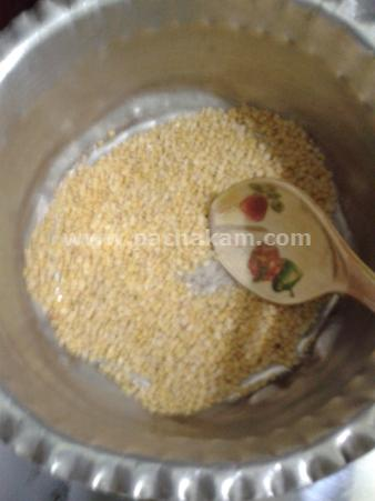 Step 1 Cherupayar Payasam Recipe