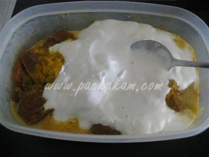 Step 2 Kachha Gosht Biriyani Recipe