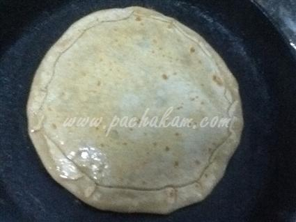 Step 10 Aloo Paratha Recipe