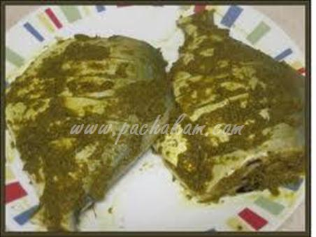 Step 4 Pomfret Fry  Recipe