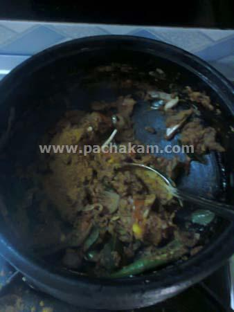 Step 3 Njendu (Crab) Mulakittath (Step By Step Photos) Recipe