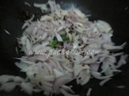 Step 2 Special Potato Bhaji For Pooris Recipe