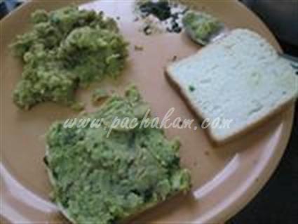 Step 4 Bread Sandwich Recipe