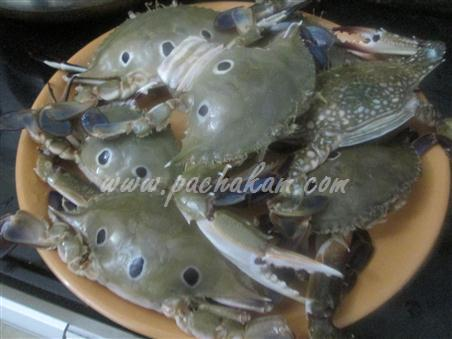 Step 1 Special Crab Masala Recipe