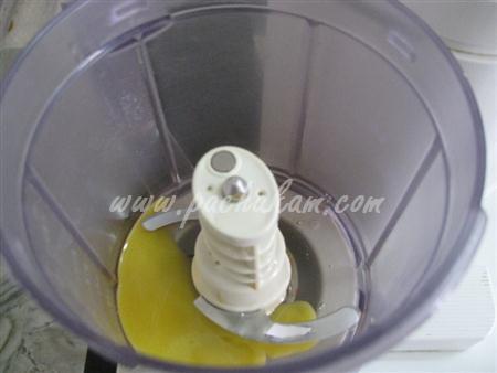 Step 1 Homemade Mayonnaise Sauce (Step By Step Photos) Recipe