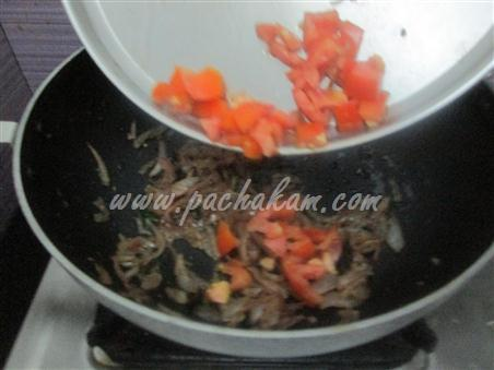 Step 6 Rajma Curry Recipe