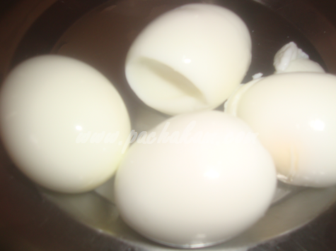 Step 1 Egg Kurma (Step By Step Photos) Recipe