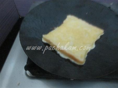 Step 4 Healthy Bread Dish Recipe