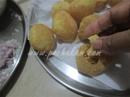 Step 13 Pani Poori Recipe