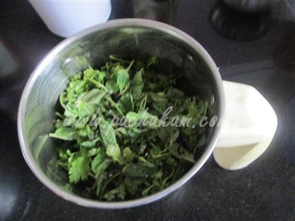 Step 1 Pani Poori Recipe