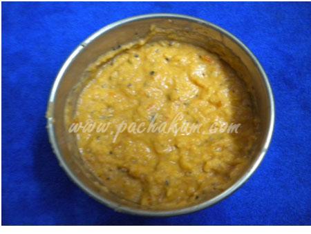 Step 2 Pakoda Curry Recipe