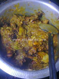 Step 5 Spicy Chicken Roast Recipe