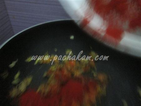 Step 12 Special Crab Masala Recipe