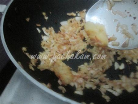 Step 10 Special Crab Masala Recipe