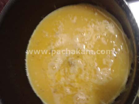 Step 4 Mutta Marachath Recipe