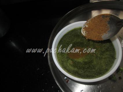 Step 2 Pani Poori Recipe