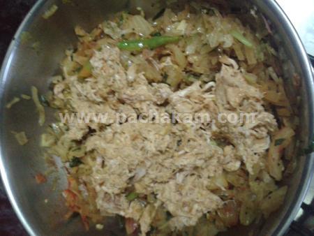 Step 5 Chicken Samosa Recipe
