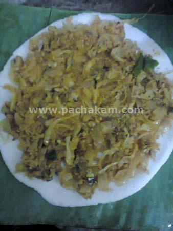 Step 9 Meen Pathiri Recipe