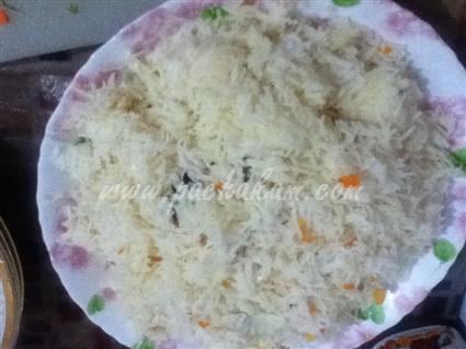 Step 3 Ghee Rice  Restaurant Style Recipe