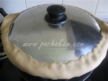 Step 22 Kachha Gosht Biriyani Recipe