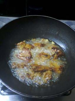 Step 2 Pepper-Chicken Fry (Step By Step Photos) Recipe
