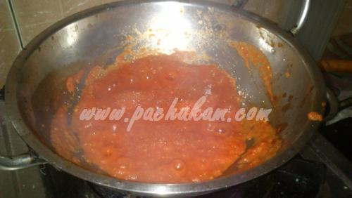 Step 3 Tomato Sauce (Step By Step Photos) Recipe