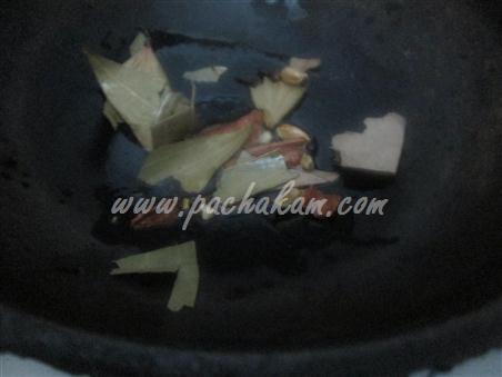 Step 6 Special Crab Masala Recipe