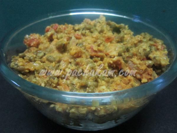 Step 7 Cherupayar (Green Gram) Puzhuku (Step By Step Photos) Recipe