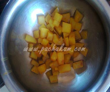Step 1 Special Papaya Curry Recipe