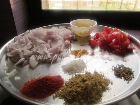Step 2 Bottlegourd Curry Recipe