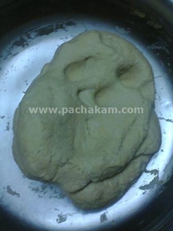 Step 2 Chappathi Roll Recipe