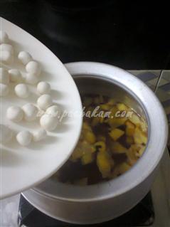 Step 7 Sweet Chakka Curry Recipe