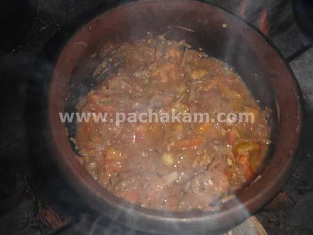 Step 4 Naadan Chicken Curry (Step By Step Photos) Recipe