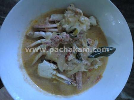 Step 7 Njendu (Crab) Curry (Step By Step Photos) Recipe