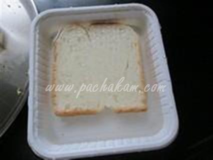 Step 10 Bread Sandwich Recipe