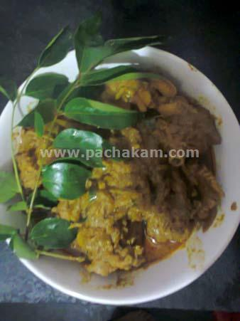 Step 7 Naadan Chicken Curry (Step By Step Photos) Recipe