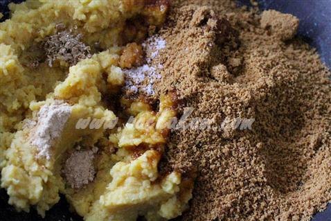 Step 4 Puran Poli - Sweet Snack Recipe