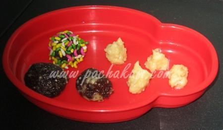 Step 6 Cashew Chocolates (Step By Step Photos) Recipe