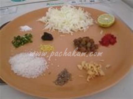 Step 1 Raw Papaya & Raisin Chutney Recipe