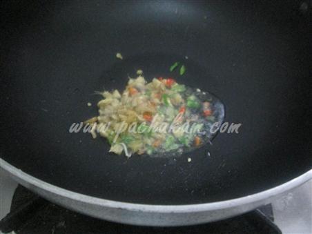 Step 3 Vegetable Frankie Recipe