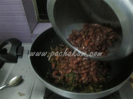 Step 9 Rajma Curry Recipe