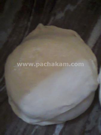 Step 3 Home Made Kerala Poratta Recipe