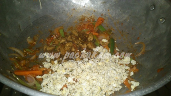 Step 10 Chicken Noodles (Step By Step Photos) Recipe