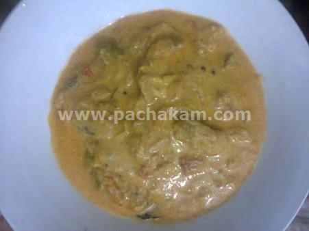 Step 4 Naadan Kadukka (Mussels) Curry (Step By Step Photo Recipe