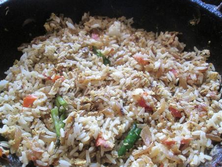 Step 9 Egg Rice Recipe