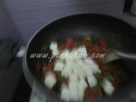 Step 6 Tomato Pulao - Mumbai Special Recipe