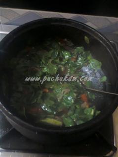 Step 5 Muringayila Curry Recipe