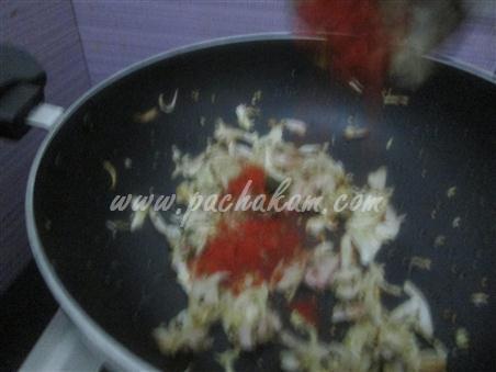 Step 6 Bottlegourd Curry Recipe