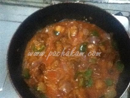 Step 7 Chilli Chicken Recipe